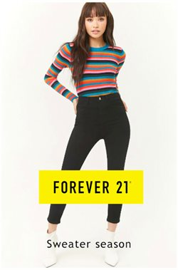 Outerwear offers in the Forever 21 catalogue in Delhi