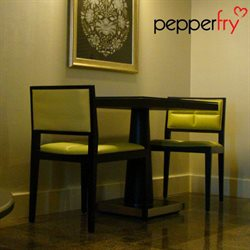 Offers from Pepperfry in the Delhi leaflet