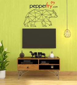 Pepperfry catalogue ( More than a month )