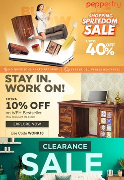 Pepperfry catalogue ( 4 days left)