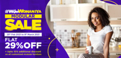 Pepperfry coupon ( Expires tomorrow )