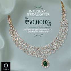 Offers from Orra in the Mumbai leaflet