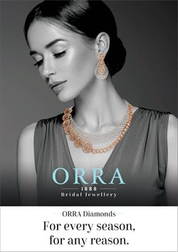 Orra catalogue ( More than a month )