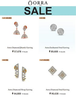 Jewellery offers in the Orra catalogue ( 1 day ago)