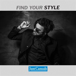 Just Casuals catalogue ( Expired )