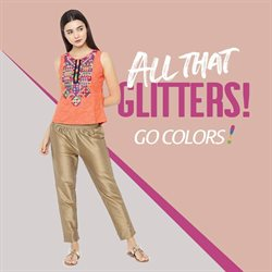Offers from Go Colors in the Mumbai leaflet