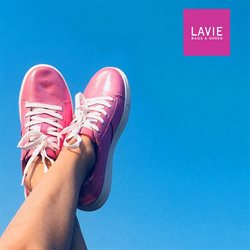 Offers from Lavie in the Bangalore leaflet