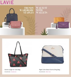 Lavie offers in the Lavie catalogue ( 5 days left)