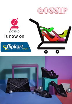 Clothes, shoes & accessories offers in the Gossip catalogue ( 4 days left)