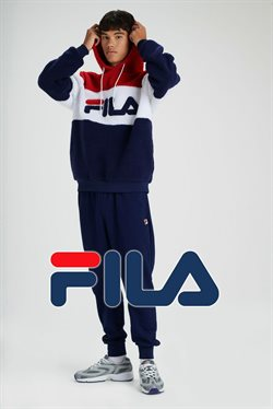 Offers from FILA in the Nagpur leaflet