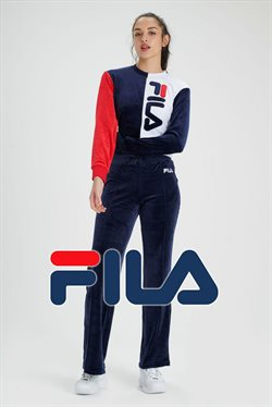 Offers from FILA in the Ahmedabad leaflet