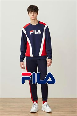 Sports offers in the FILA catalogue in Hyderabad ( 24 days left )
