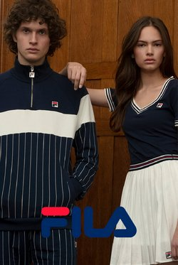 Sports offers in the FILA catalogue ( 8 days left)
