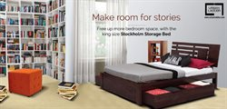 Bed offers in the Urban Ladder catalogue in Delhi