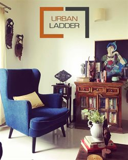 Offers from Urban Ladder in the Delhi leaflet