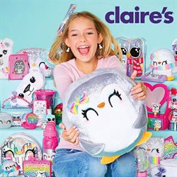 Offers from Claire's in the Delhi leaflet