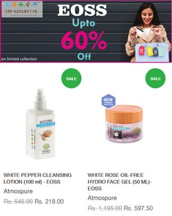 The Nature's Co. offers in the The Nature's Co. catalogue ( 10 days left)