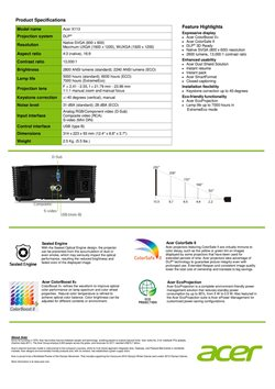 Video offers in the Acer catalogue in Delhi