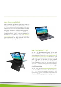 Laptop offers in the Acer catalogue in Agra