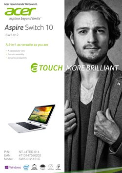Offers from Acer in the Malegaon leaflet