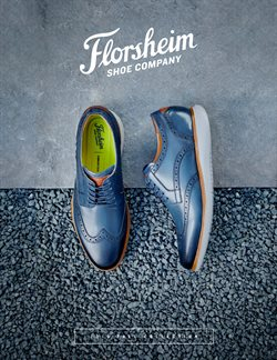 Offers from Florsheim in the Chennai leaflet