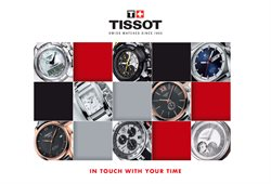 Jewellery offers in the Tissot catalogue in Coimbatore
