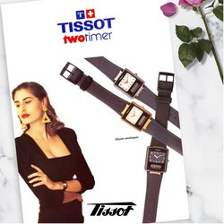 Tissot offers in the Tissot catalogue ( 11 days left)