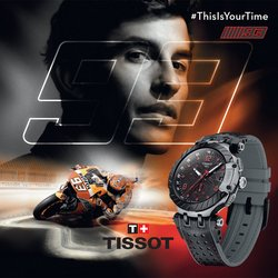 Jewellery offers in the Tissot catalogue ( 7 days left)