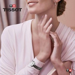 Jewellery offers in the Tissot catalogue ( 25 days left)