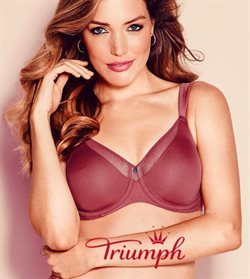 Offers from Triumph in the Delhi leaflet