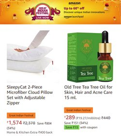 Amazon offers in the Amazon catalogue ( 3 days left)