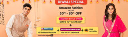 Offers from Amazon in the Delhi leaflet