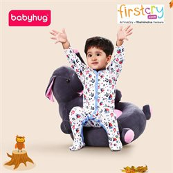 Offers from FirstCry in the Delhi leaflet