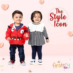 Toys & babies offers in the FirstCry catalogue in Delhi ( 11 days left )