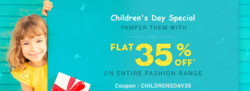 Offers from FirstCry in the Bangalore leaflet