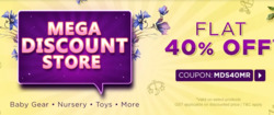 FirstCry coupon ( 7 days left )