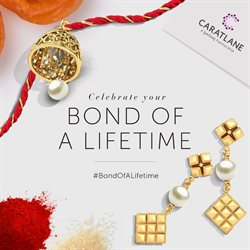 Offers from Carat Lane in the Delhi leaflet