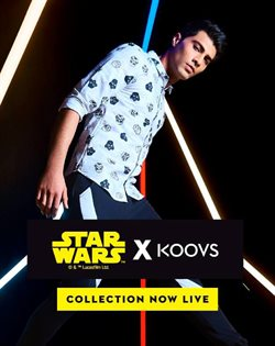 Offers from Koovs in the Delhi leaflet