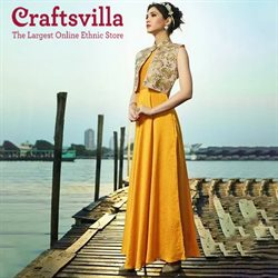 Offers from Crafts Villa in the Delhi leaflet