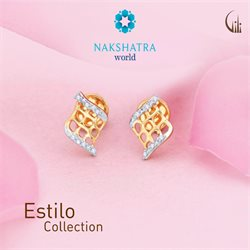 Earrings offers in the Nakshatra catalogue in Bhilai