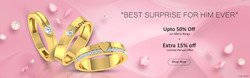 Jewellery offers in the Nakshatra catalogue in Bhilai