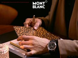 Offers from Montblanc in the Mumbai leaflet