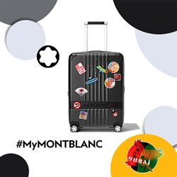 Luxury Brands offers in the Montblanc catalogue ( 23 days left )