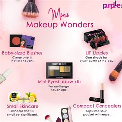Offers of Makeup in Purplle