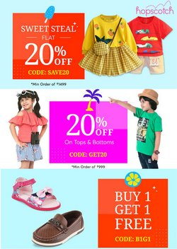 Toys & babies offers in the Hopscotch catalogue ( 11 days left)