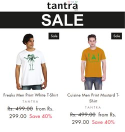 Tantra offers in the Tantra catalogue ( 3 days left)