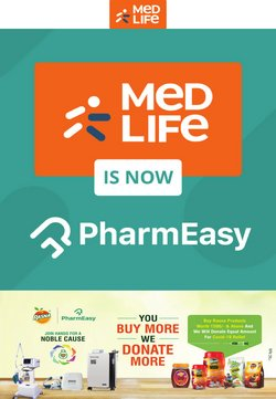 Perfume & Beauty offers in the Medlife Labs catalogue ( 5 days left)