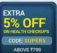 Medlife Labs coupon ( 3 days left )