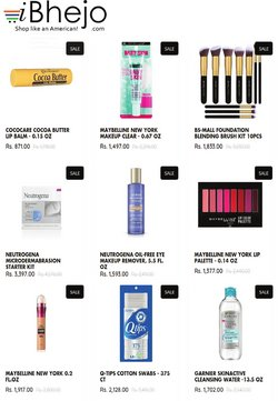 Offers of Makeup in iBhejo