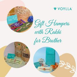 Jewellery offers in the Voylla catalogue ( 17 days left)